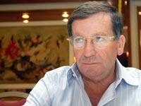 ז'קי סבג, ראש עיריית נהריה / צלם: אבשלום ששוני